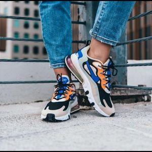 Nike Air Max 270 React NWT